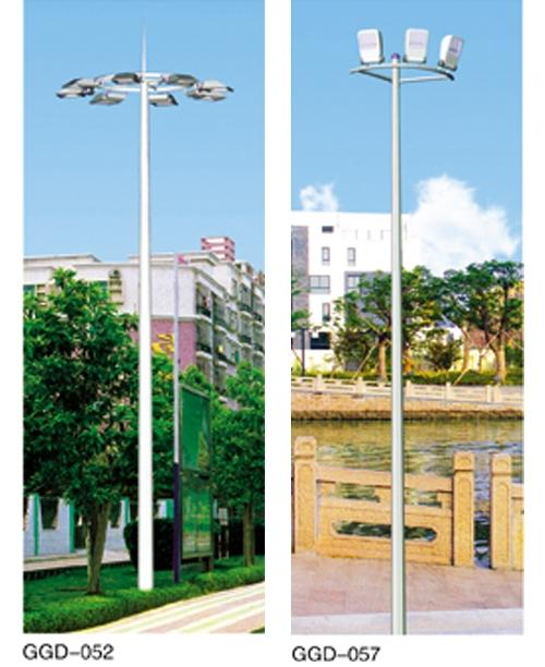 10米中杆灯