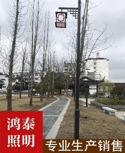 新疆太阳能仿古灯